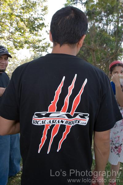 SCARs 2007 Annual BBQ