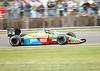 Emanuelle Pirro - Benetton Ford B189