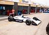 Martin Brundle's Brabham