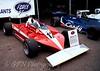 Gilles Villeneuve's Ferrari 312 T3