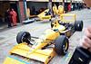 Nelson Piquet's Lotus