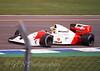 Ayrton Senna - Mclaren Honda MP4/7A