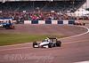 Andrea de Cesaris - Tyrrell Illmor 020B