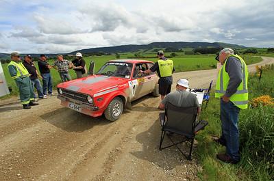#1 Geoff Bell/Tim Challen - SS30, Wyndham Valley.