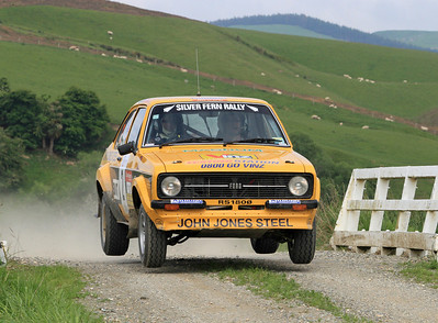 #2 Jeff Judd/Mark Smith - SS33, Tuturau.