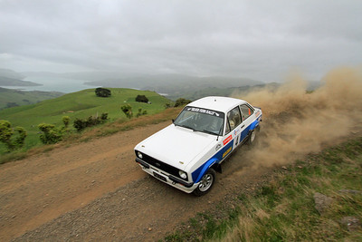 #4 Shane Murland/John Benton - SS3, Pipers Valley.