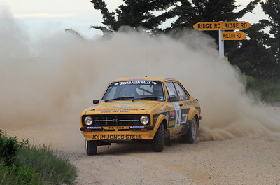 #2 Jeff Judd/Mark Smith - SS15, Ngapara.