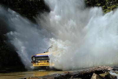 Jeff Judd, Ford Escort RS1800, SS11 Braeburn Track.