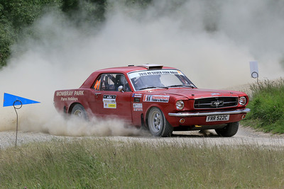Warren Briggs/Gerry Bashford, Ford Mustang, SS04 West.