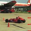 Salina, Kansas, 1990, Solo 1 National Championships, 1978 Albatros formula vee 1200 cc, Metz driving, won the class.
