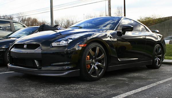 GT-R black beauty