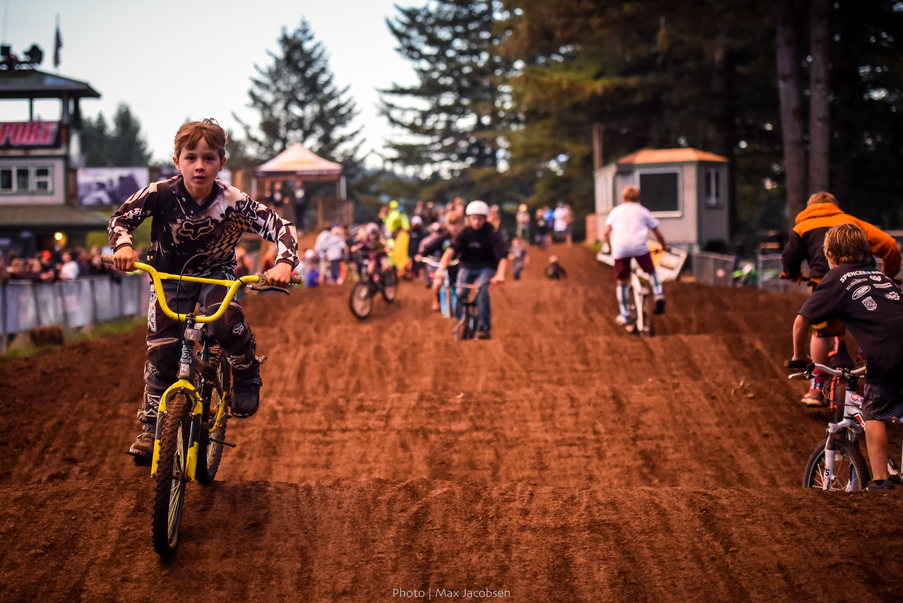 If the whoops had lights on them, I swear there would be kids riding bikes on them all night.