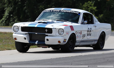 1966 Shelby GT350 Race Car