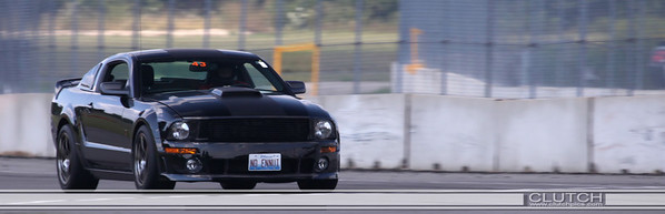 2009 Roush Blackjack at Waterford Hills Raceway: crossing finish line