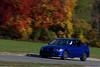 Blue Mitsubishi 2010 SAAC-MCR Harvest Happening