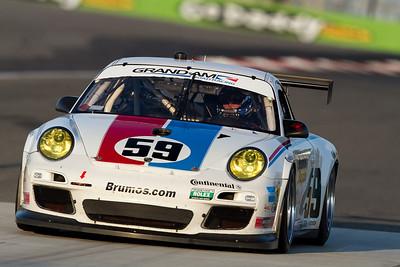 59 Burmos Racing Porsche GT3 drivers Andrew Davis and Leh Keen