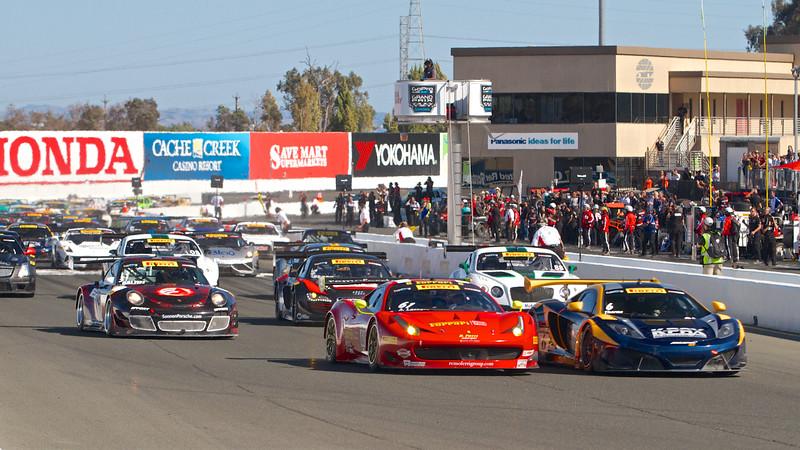 R.Ferri Motorsports - PWC 2014