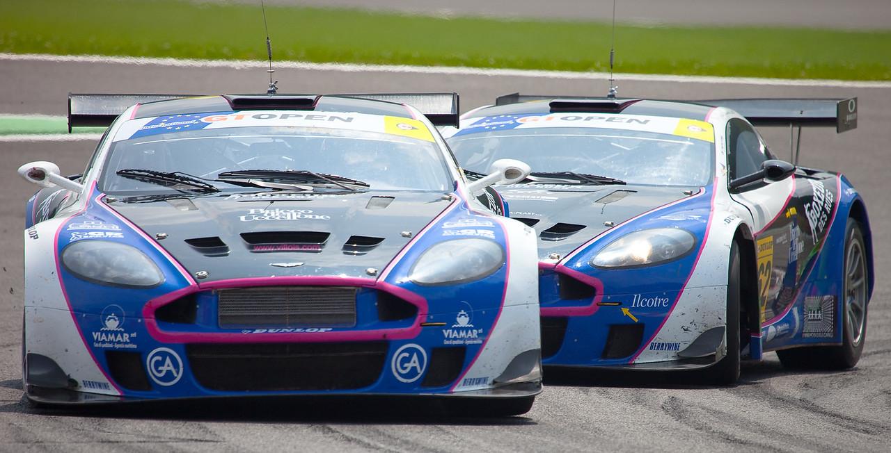Aston Martin Dbrs 9
