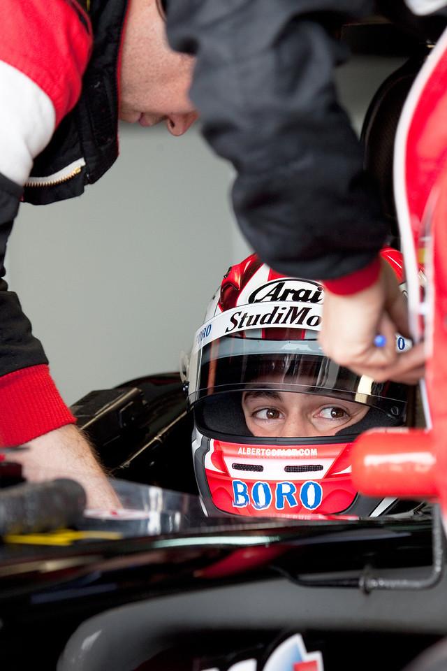 Albert Costa, Formula Renault 3.5