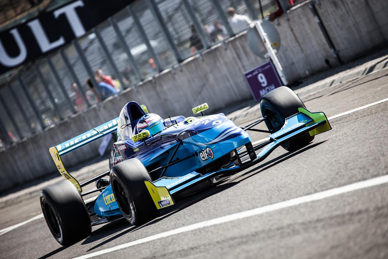 Nyck de VRIES, Formula Renault 2.0