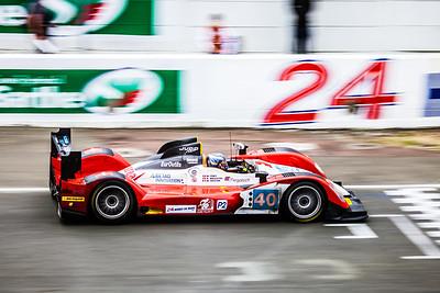 Oreca 03-Judd BMW, LMP2