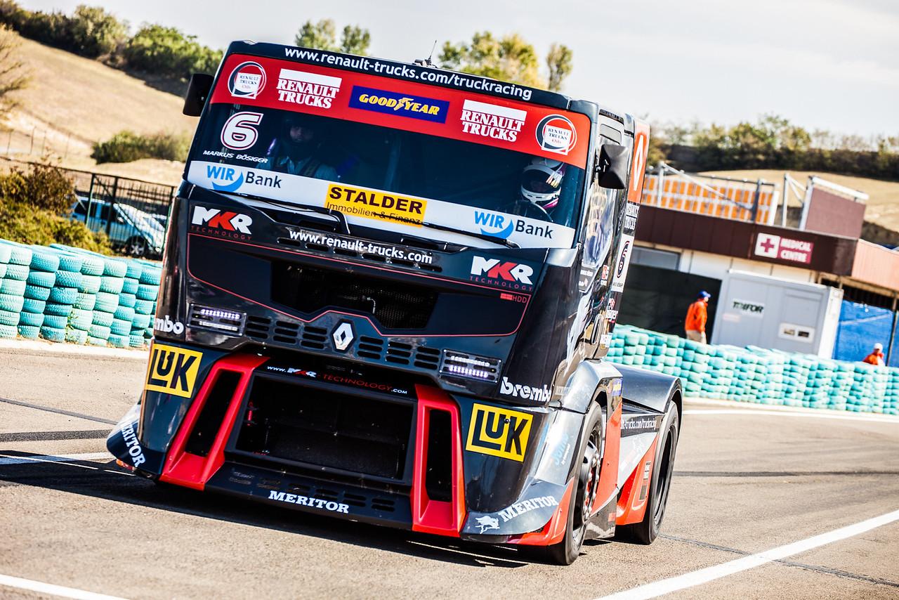 Renault Sports Truck