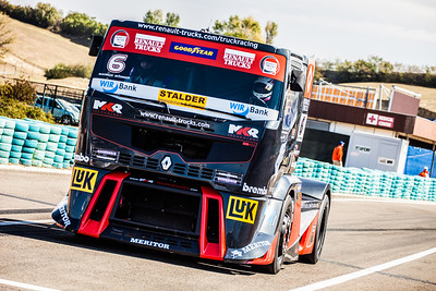 Renault Sports Truck