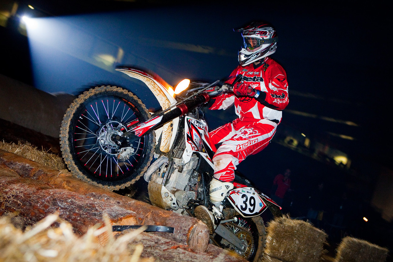 Sergio SAIZ, FIM Indoor Enduro World Cup