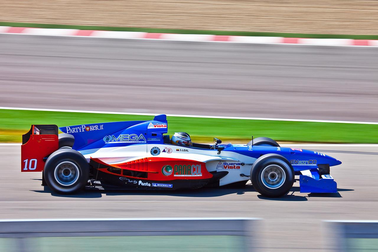 Julian Leal, Auto GP