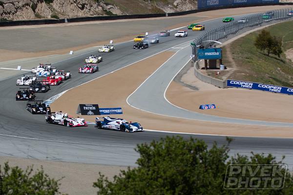 ALMS 2012 - American Le Mans Monterey