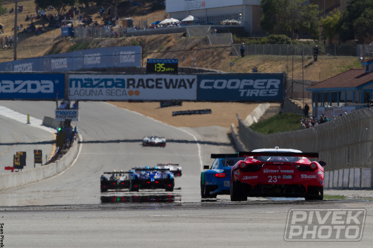 Not the usual suspects leading GT.