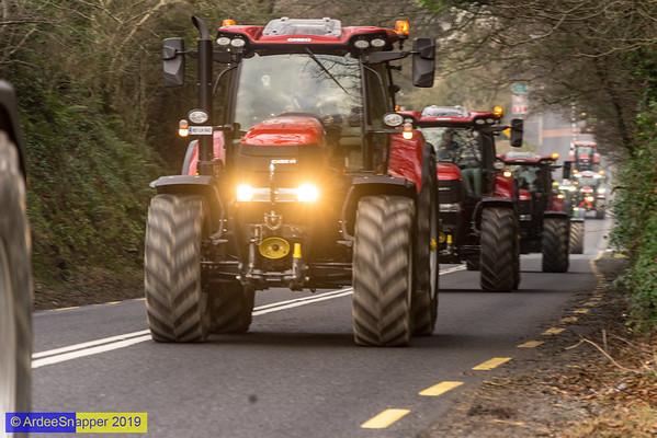 2018 Tullyallen Tractor Run