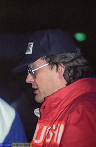 Pentti Airikkala at the 1989 Circuit of Ireland Rally