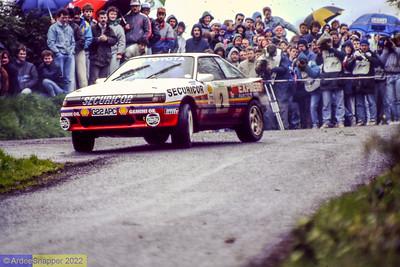 1990 Circuit of Ireland Rally