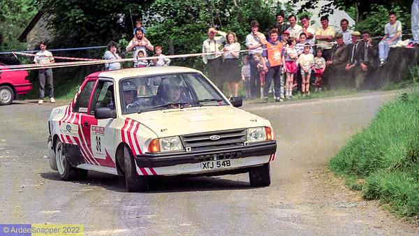 1991 Cavan Stages Rally