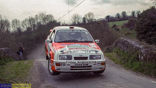 1991 Circuit of Ireland Rally