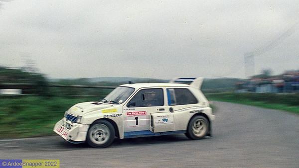 1991 Fastnet Rally