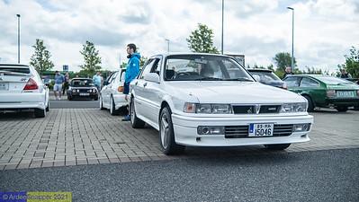 07/06/21 - Mitsubishi Owners Club Meet - Navan