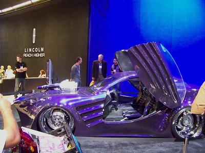 SEMA Auto Show - Vegas