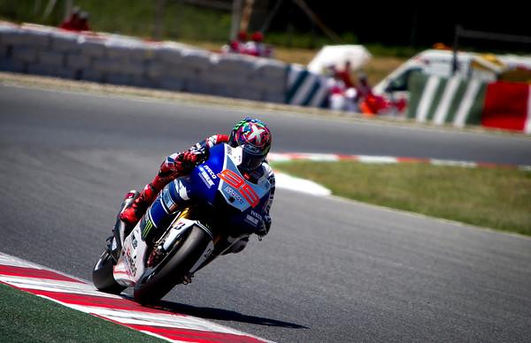 MotoGP Montmeló 2013