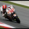Marco Simoncelli (SperSIC) during free practice one.