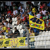 Supporters of Valentino Rossi