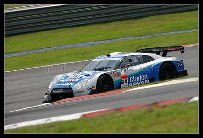 20080620 - Super GT Round 4 2008 Season - Free Practice Day