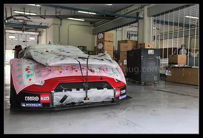 20090618 - Super GT 2009 Round 4 : Preparations