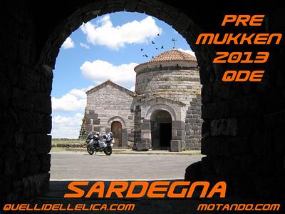 Dall'1 al 10 settembre in Sardegna. In foto il nuraghe di Santa Sabina - Silanus