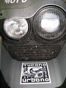 Tucano Urbano.