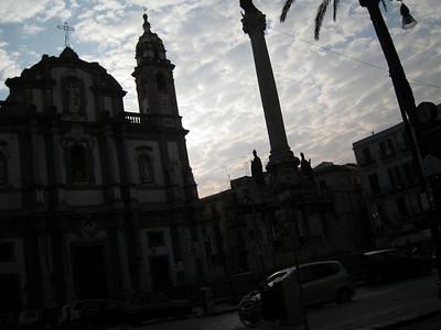 Palermo, ore 7.30