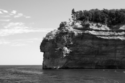 Pictured Rocks National Lakeshore | Indian Head | Alger County