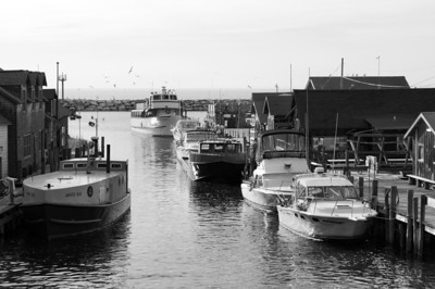 Leland | Historic Fishtown | Leelanau County
