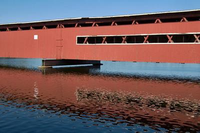 Historic Langley Bridge near Centreville   buy: digital download
